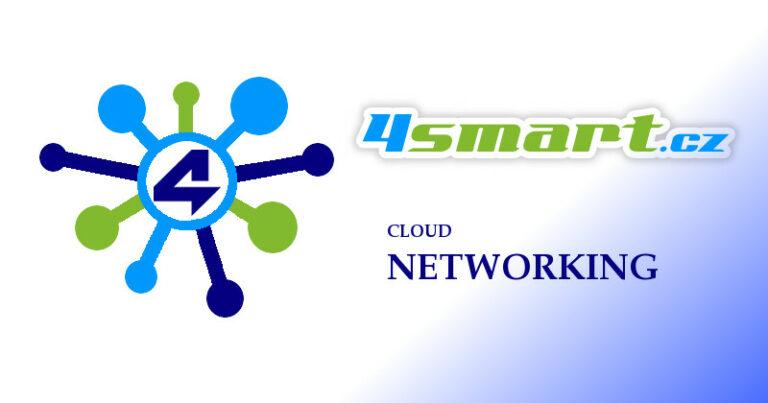 Konfigurace sítě ve VPS 4smart.cz